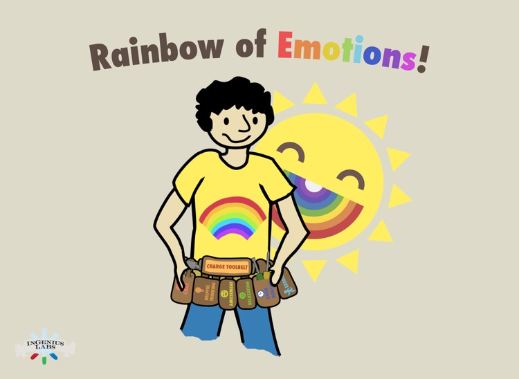 Rainbow of Emotions