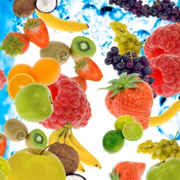 First Fruit Puzzles Free: Educational Matching Games