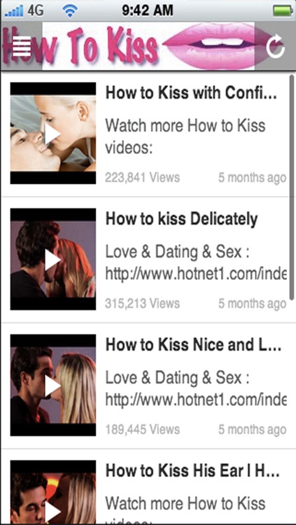 How to Kiss: Learn the Art of Kissing, First Kiss, French Kiss & more