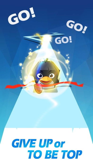 !Penguin Run screenshot three