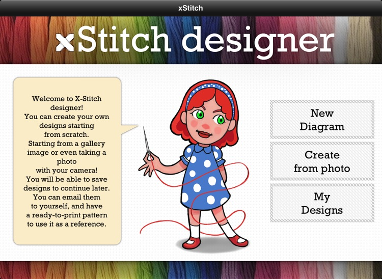 xStitch Designer screenshot-0
