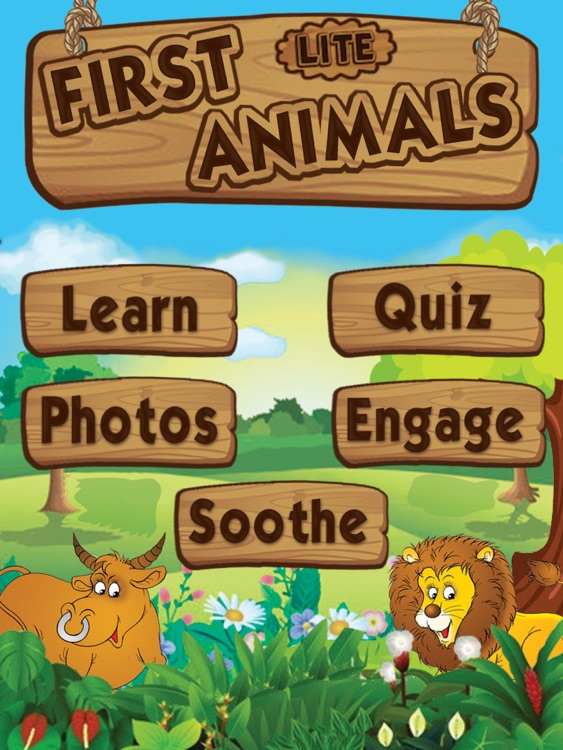 First Animals HD Lite