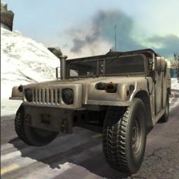 Humvee Car Rally PRO
