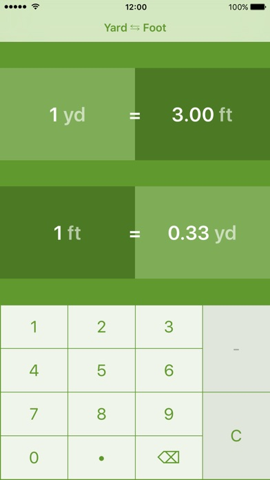 Yards To Feet   Yard To Foot   yd to ft   App Price Drops