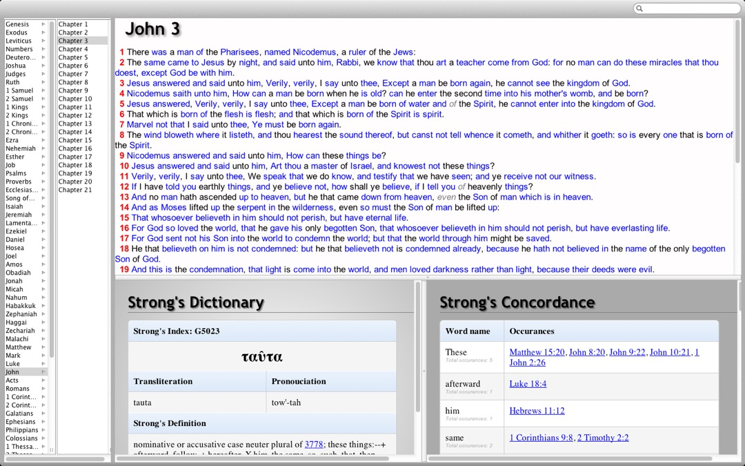 Strong's Concordance - Online Game Hack and Cheat | TryCheat com