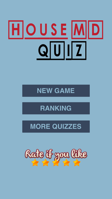 Quiz for House MD - Trivia for the TV show fans | App Price