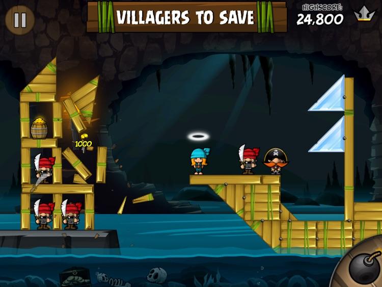 Siege Hero HD screenshot-4