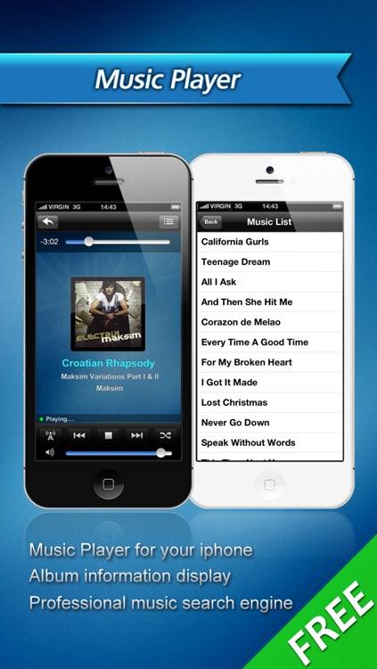 All Music Radio Free screenshot-3