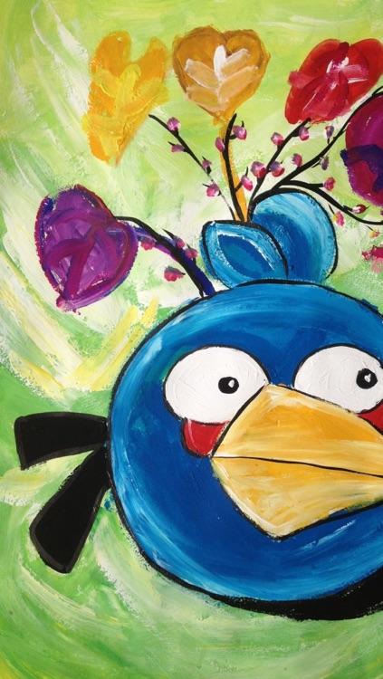 Art Creative Paint Pad
