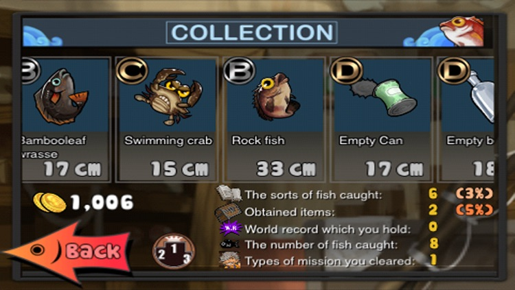 Funny Fish - Fishing Fantasy screenshot-1