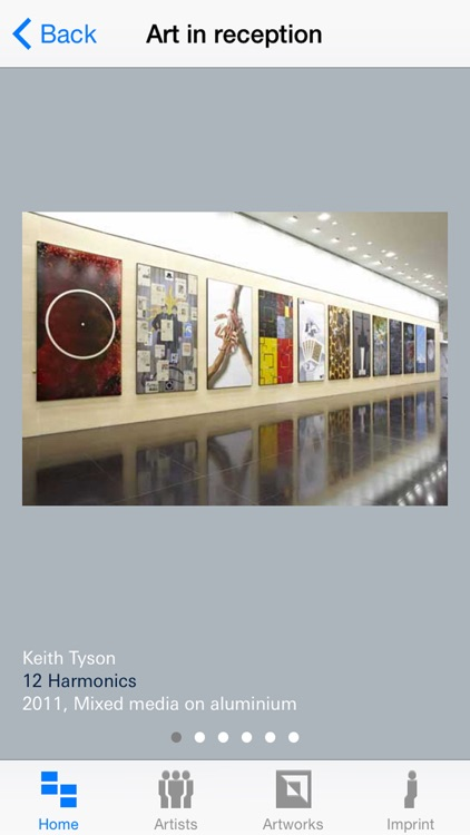 Deutsche Bank Art works London Edition for iPhone screenshot-3