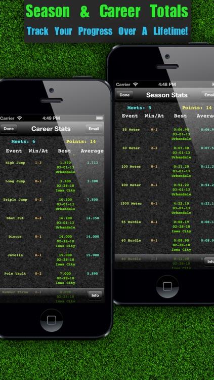 Track and Field screenshot-3