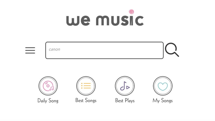 WeMusic! screenshot-0