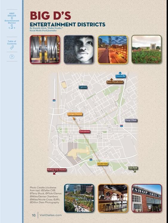 Visit Dallas: The Official Destination Magazine