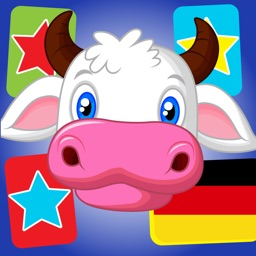 Flashcards in German for Kids