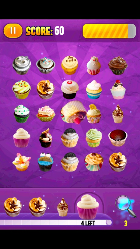 Cupcakes Find