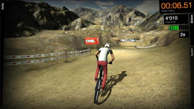 DMBX 2 FREE - Mountain Bike and BMX screenshot-4