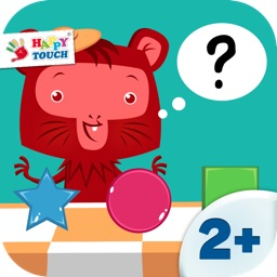 A puzzle for kids and toddlers (by Happy Touch Apps) FREE