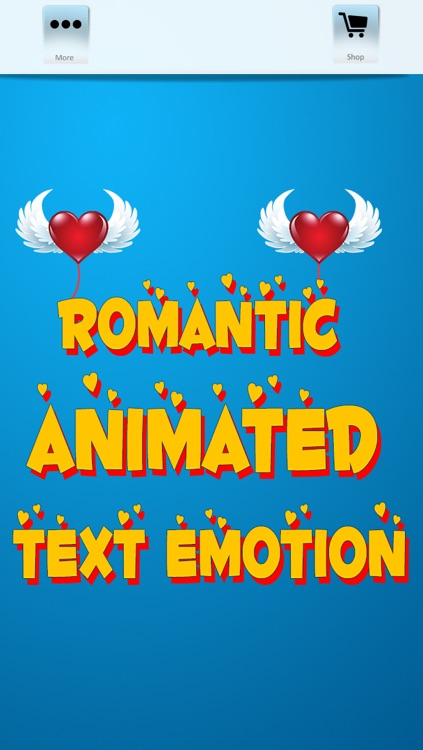 Romantic Emojis - 3d Animated Romantic Cute and Animated Emoticons