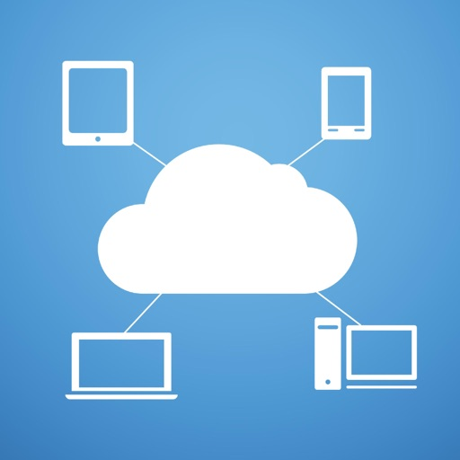 Remote File Explorer iOS App