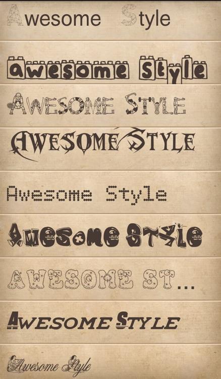 Stylegram - Add Text on Photo screenshot-4