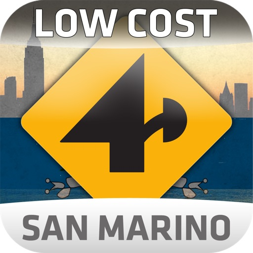 Nav4D San Marino @ LOW COST icon