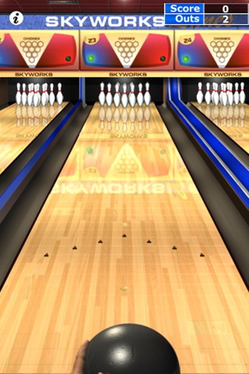 Ten Pin Championship Bowling® Free screenshot-2