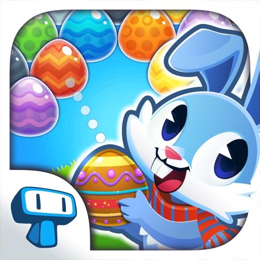 Bunny Bubble Shooter - Egg Shooting Game