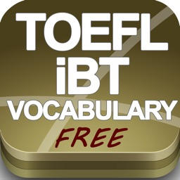 TOEFL iBT Vocabulary Prep FREE