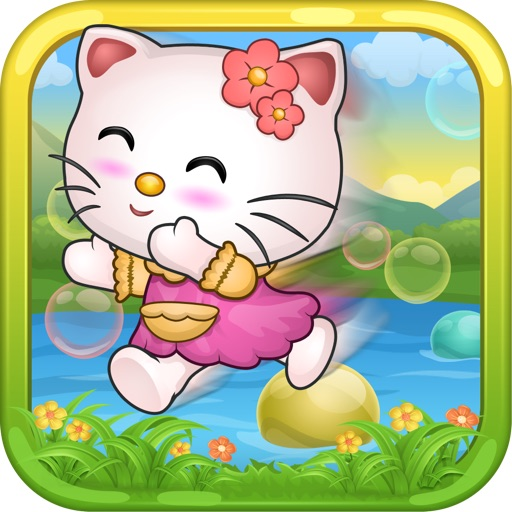 Bubble Cat Trap - Crush and Tap Candy to Trap Cat