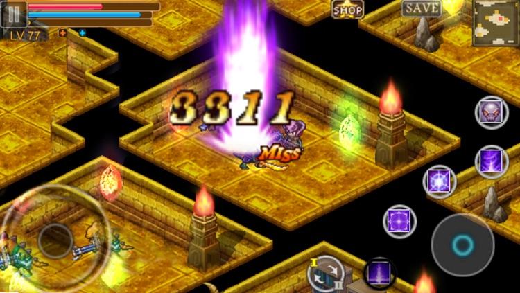오럼블레이드 (Aurum Blade) screenshot-4
