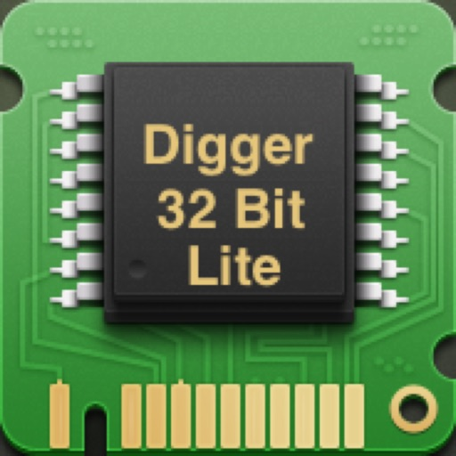 Digger-32 Bit Lite