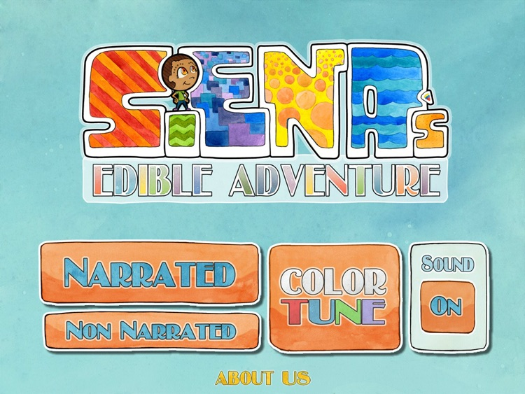 Siena's Edible Adventure