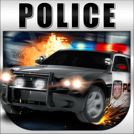 NYC-PD Busted Hot Pursuit Car Chase - Free Police Patrol & Cops Racing Games