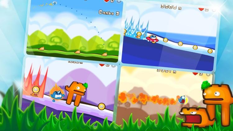 BaBu Jump - Free screenshot-3