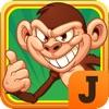 Banana Dash : Banana's Super Sonic Baby Monkey & Chimp Jump