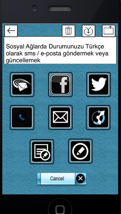 Turkish Keyboard For iOS6 & iOS7