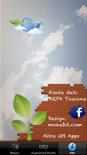 Antenne Toscana Screenshot