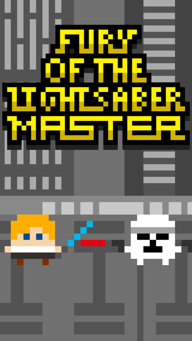 Fury Of The Lightsaber Master: Force Power Fight The Dark