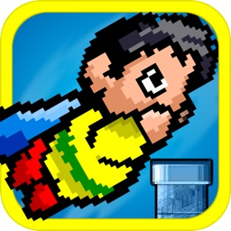 Impossible Flappy Smash - The End of Fatty Super-heroes Free