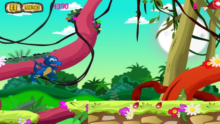 Dino Run Jurassic Race Free by Kulappz