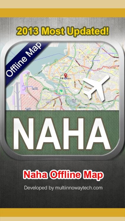 Naha Offline Map Pro screenshot-4