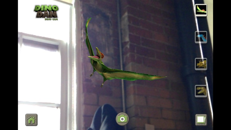 Dino Dan: Dino Cam screenshot-4
