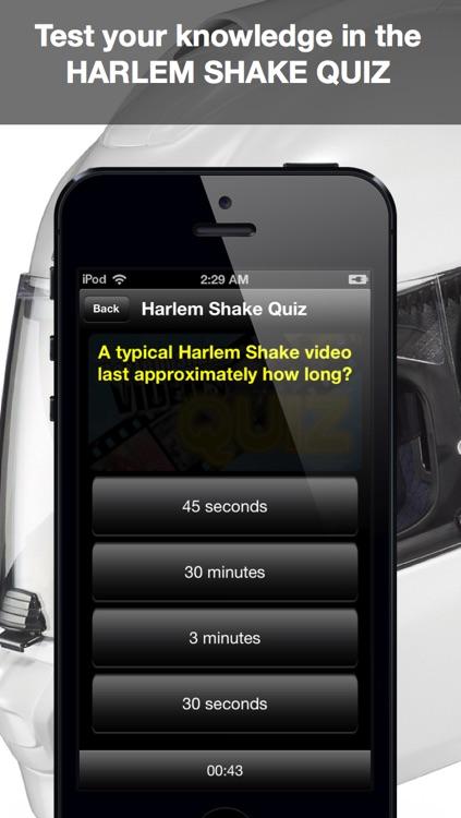 HARLEM SHAKE Videos screenshot-3