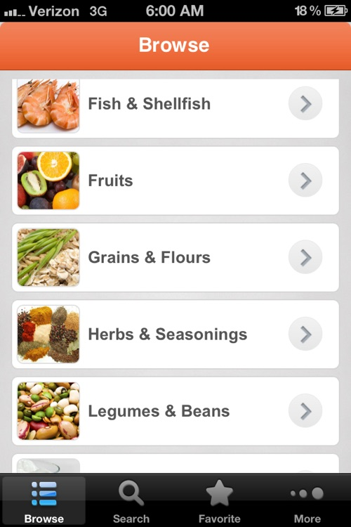 Mediterranean Diet Foods screenshot-2
