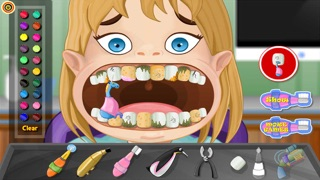 Cute Girl Dentist 2