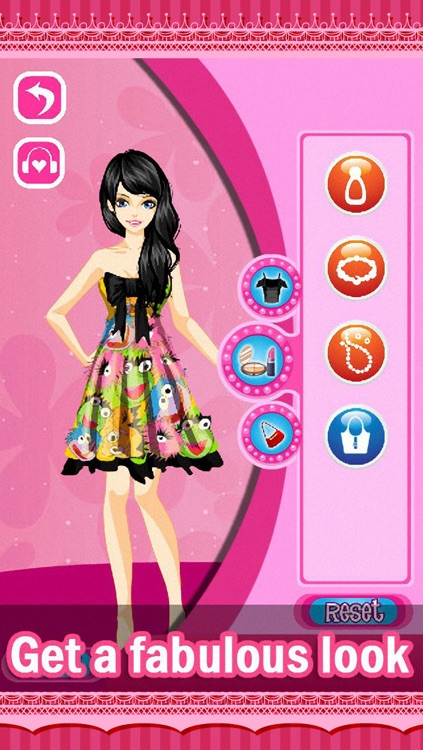 Fashion designer:fabulous party dresses