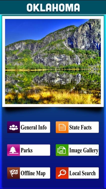 Oklahoma National & State Parks