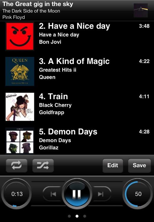 Kinsky for iOS 3