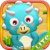 Happy Dino Bubble Adventure Lite